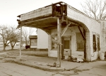 Sinclair Gas Station, Beardstown, IL