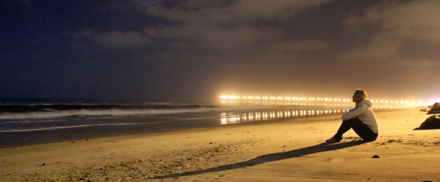 The Pier at Oceanside, California