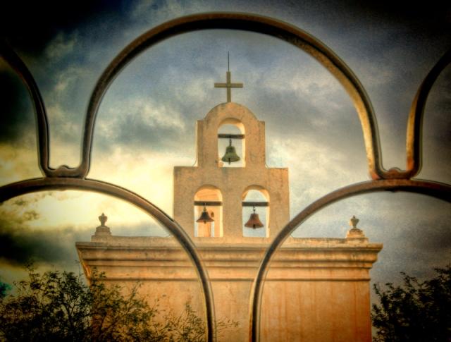 San Xavier Del Blanc Mission, AZ