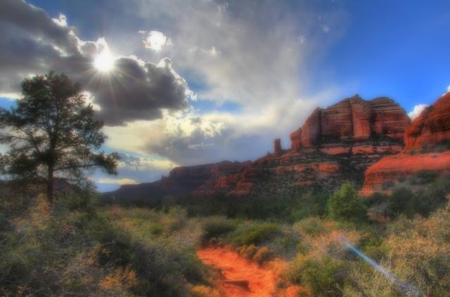 Sedona Boyton Canyon