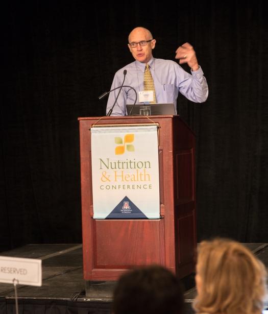 William Harris, PhD talks about Omega-3 Fatty Acids.