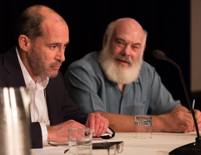 Aaron Katz, MD and Andrew Weil, MD